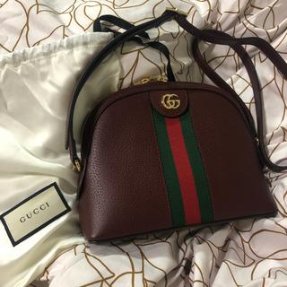 Gucci - 新品 GUCCI オフィディア ドーム バーガンディ