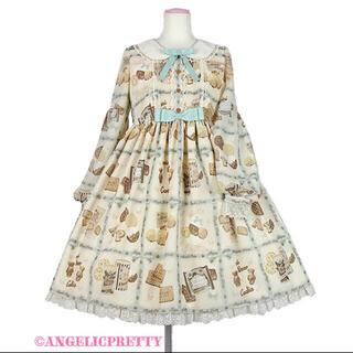アンジェリックプリティー(Angelic Pretty)のAngelic Pretty Cream Cookie Collection(ひざ丈ワンピース)