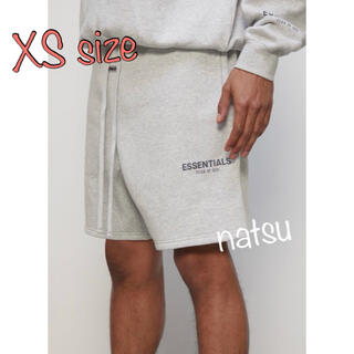 FEAR OF GOD - Fear Of God Essentials Logo Sweat Shorts
