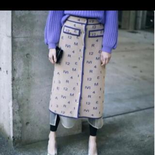 Ameri VINTAGE - アメリヴィンテージ パスコードスカート Sサイズ