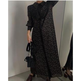 Ameri VINTAGE - 新品 Ameri TWINKLE APRON DRESS