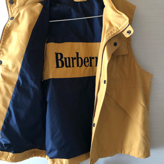 BURBERRY(バーバリー)のBurberry ベスト 新品未使用 バーバリーロンドン 希少 メンズのトップス(ベスト)の商品写真