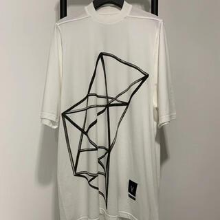 ダークシャドウ(DRKSHDW)のRickOwens(Tシャツ/カットソー(半袖/袖なし))