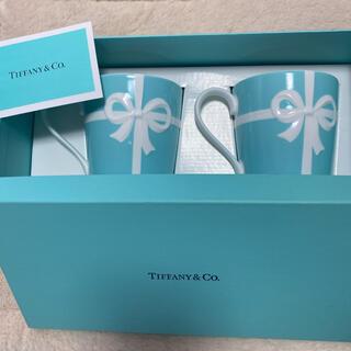 Tiffany & Co. - ティファニー Tiffany& Co. ペアグラス ペアマグカップ