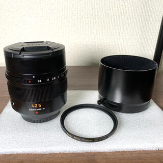 Panasonic - 【美品】LEICA DG 42.5mm F1.2