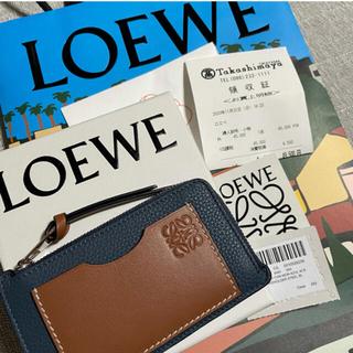 LOEWE - ロエベ ミニ財布 カードケース