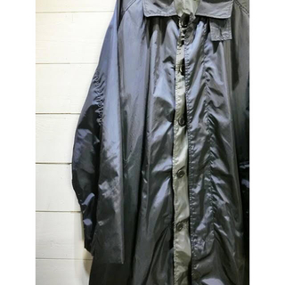 SUNSEA - stein wind coat navy Mサイズ