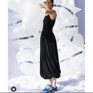 ENFOLD - ENFOLD 20SS アシンメトリーバルーンスカート