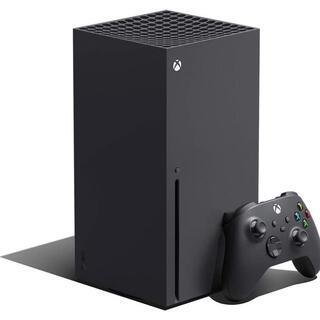 エックスボックス(Xbox)の新品未開封 Xbox series X 本体(家庭用ゲーム機本体)