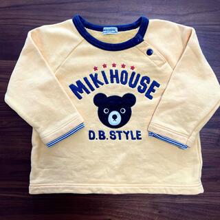 mikihouse - 【ラピス様お取り置き3/1】ミキハウス  ロンT  Tシャツ トレーナー 80