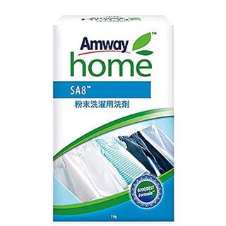 アムウェイ(Amway)のアムウェイSA8  粉末 洗濯用洗剤 3kg(洗剤/柔軟剤)