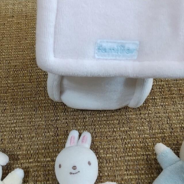 familiar(ファミリア)の✨お値打ち✨ファミリア/ぬいぐるみ/お家バックと指人形 エンタメ/ホビーのおもちゃ/ぬいぐるみ(キャラクターグッズ)の商品写真