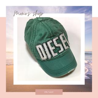 DIESEL - DIESEL ディーゼル 帽子 キャップ ワンサイズ