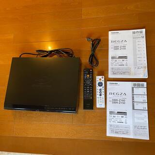 東芝 - TOSHIBA REGZA レグザブルーレイ DBR-Z160