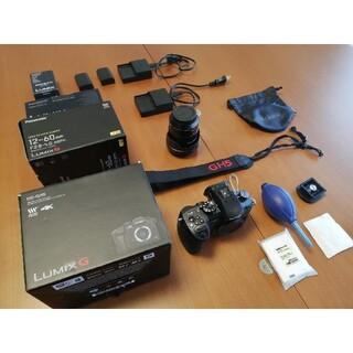 Panasonic - Panasonic LUMIX GH5 × LEICA 12-60mmセット