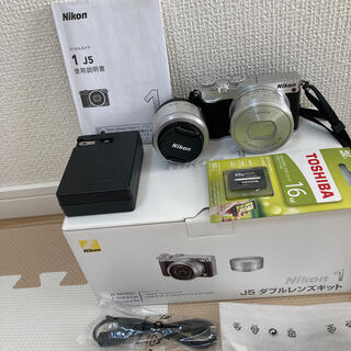 Nikon - ニコン j5 カメラ