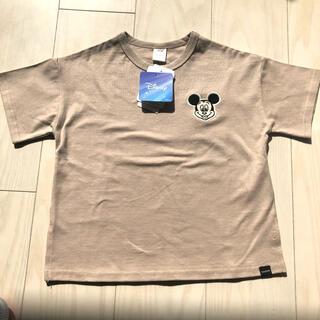 フタフタ(futafuta)のfutafuta ミッキーTシャツ 100(Tシャツ/カットソー)