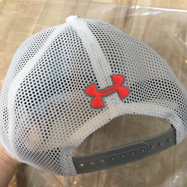 UNDER ARMOUR(アンダーアーマー)のUNDERARMOUR アンダーアーマー メンズ キャップ 帽子 メンズの帽子(キャップ)の商品写真