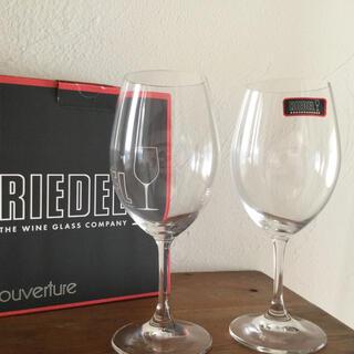 RIEDEL - リーデル 赤 ワイングラス 2