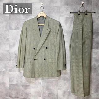 Christian Dior - 【美品】90s  dior ディオール セットアップ ビッグサイズ 菅田将暉