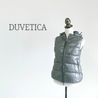 DUVETICA - DUVETICA デュベティカ ダウンベスト レディース ダウン ベスト