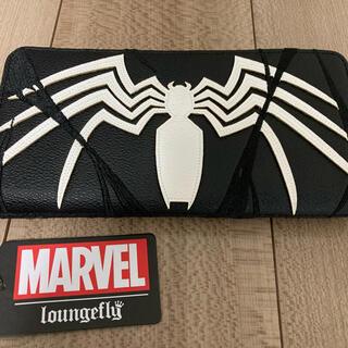 マーベル(MARVEL)のスパイダーマン  財布 ヴェノムモチーフ(アメコミ/海外作品)