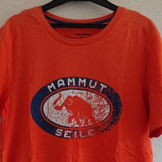 マムート(Mammut)のMAMMUT  Tシャツ(Tシャツ/カットソー(半袖/袖なし))