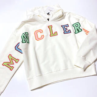 MONCLER - モンクレール MONCLER パーカー スウェット トレーナー 12A 12Y