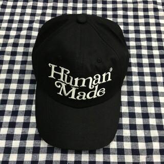 ジーディーシー(GDC)のgirls don't cry human made TWILL CAP(キャップ)