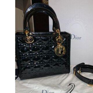 Dior - 大幅値下げDior 美品 レディディオール バッグ 鞄