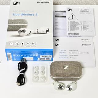 SENNHEISER - ゼンハイザー MOMENTUM True Wireless M3IETW2 シロ