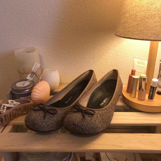 Re:getA(リゲッタ)のリゲッタ  バレーシューズ レディースの靴/シューズ(バレエシューズ)の商品写真