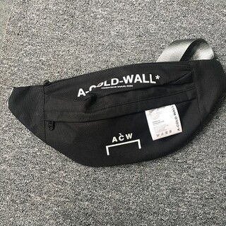 OFF-WHITE - A cold wall acw ショルダーバッグ ウエストポーチ