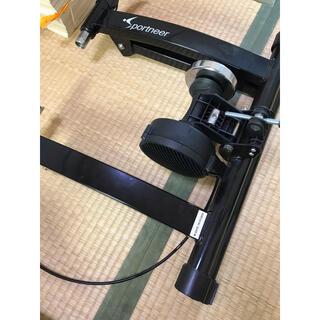 【Sportneer】自転車ローラー台 固定ローラー