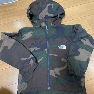 THE NORTH FACE - ザノースフェイス ナイロンパーカー