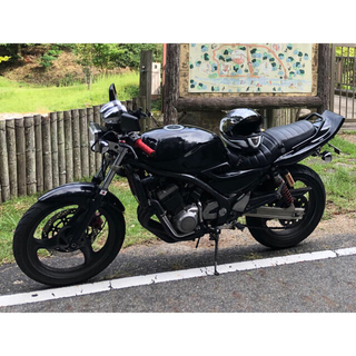 セパハン バリオス2  カワサキ zr250b1
