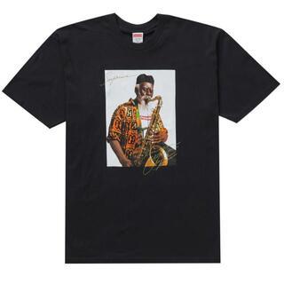 シュプリーム(Supreme)のSupreme Pharoah Sanders Tee Black Mサイズ(Tシャツ/カットソー(半袖/袖なし))