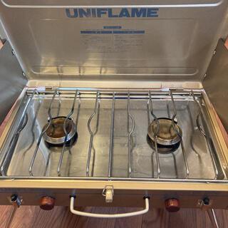 ユニフレーム(UNIFLAME)のユニフレーム   ツインバーナー US-1800(ストーブ/コンロ)