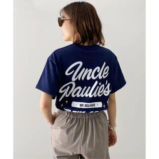 L'Appartement DEUXIEME CLASSE - 【UNCLE PAULIE'S / アンクルポーリーズ】POCKET T-SH