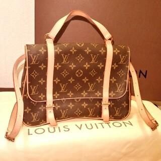 LOUIS VUITTON - ほぼ未使用 綺麗 リュック ハンドバッグ ショルダーバッグ