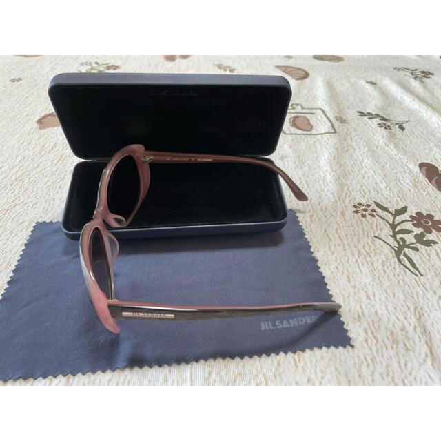 Jil Sander(ジルサンダー)のジルサンダー レディースサングラス レディースのファッション小物(サングラス/メガネ)の商品写真