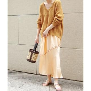 BEAUTY&YOUTH UNITED ARROWS - baserange シルクスカート