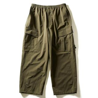 ダイワ(DAIWA)のdaiwa pier39 Loose Stretch 6P Mil Pants(ワークパンツ/カーゴパンツ)
