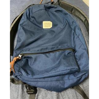 フリークスストア(FREAK'S STORE)のFREDRIK PACKERS 500D DAY PACK ミニバッグ付き(バッグパック/リュック)