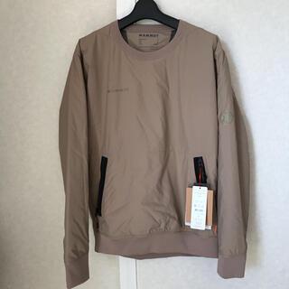 マムート(Mammut)の新品 メンズM 定価26400円 マムート セオン ロックイン クルーネック(登山用品)