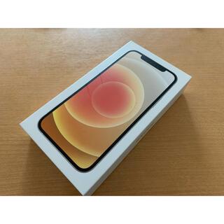 アップル(Apple)の安心ネットワーク◯ 新品 iPhone12 SIMフリー 購入2/23 送料無料(スマートフォン本体)