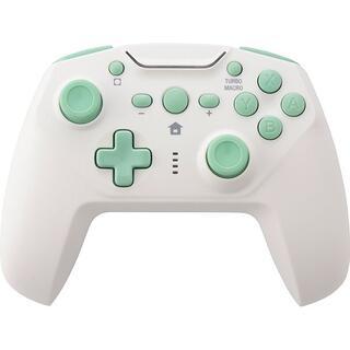 ニンテンドースイッチ(Nintendo Switch)のSWITCH用 ジャイロコントローラー無線タイプ クリー(その他)