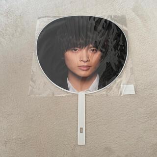 キスマイフットツー(Kis-My-Ft2)の玉森裕太 うちわ(MUSIC COLOSSEUM)(アイドルグッズ)