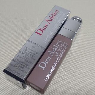 Christian Dior - 日本未発売 ディオール アディクト リップタトゥー 621ナチュラル アーモンド