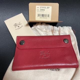イルビゾンテ(IL BISONTE)の【新品未使用】イルビゾンテ コンパクト財布(財布)
